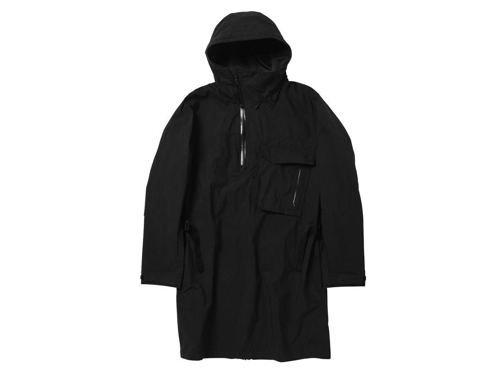 Indigo C/N Anorak Pullover XXL Black0