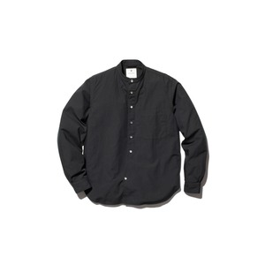 Ultimate Pima Poplyn Stand-collar Shirts