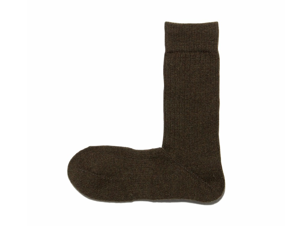 Wool Socks  MOlive