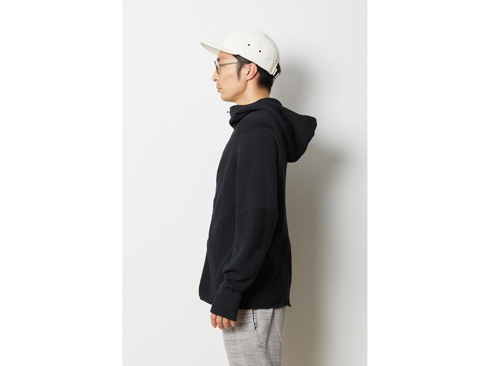 ホールガーメント ジャケット XL ブラック