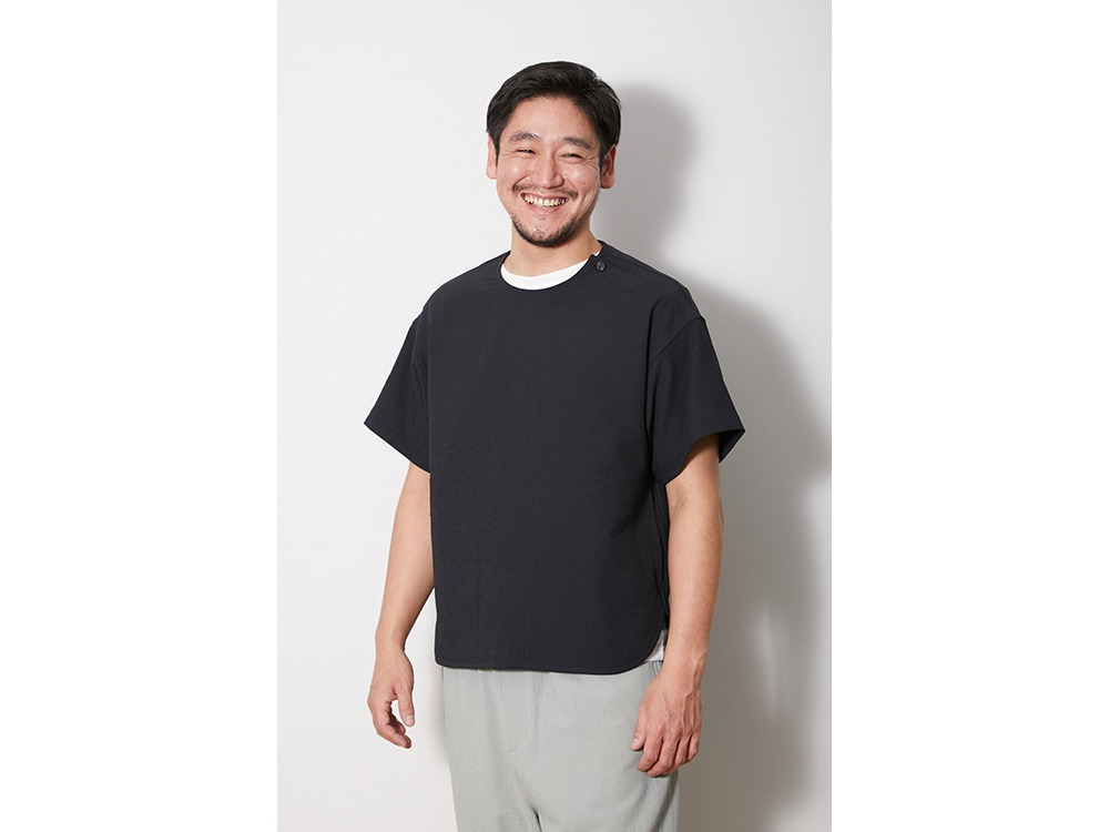 Breathable Soft Shirt 1 Black
