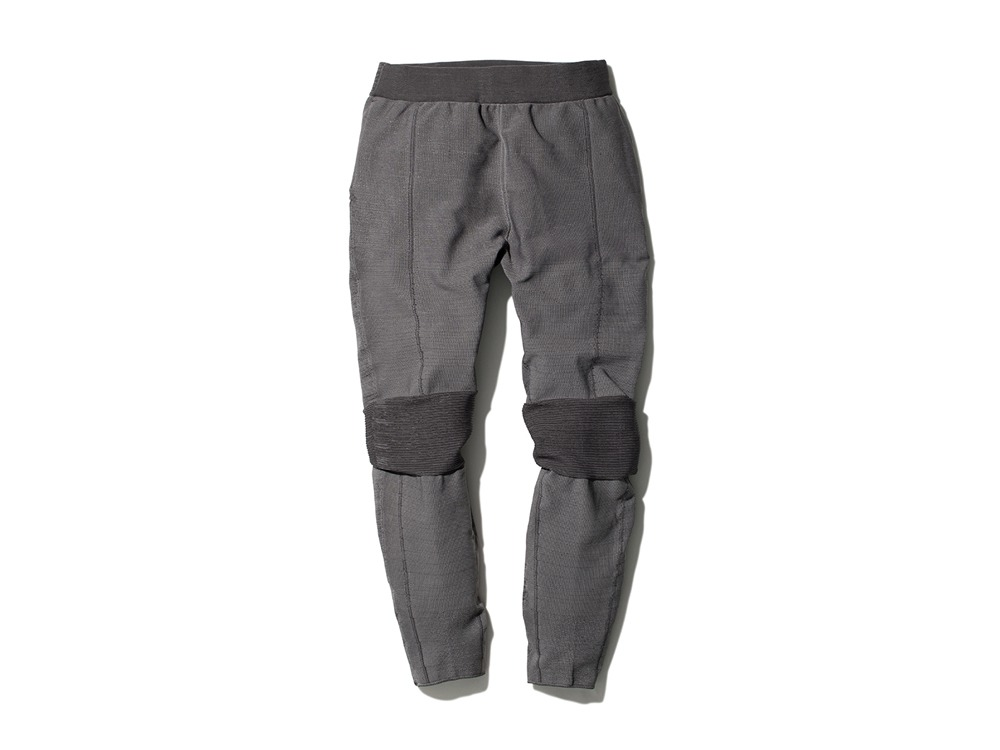 WG Stretch Knit Pants 1 Grey