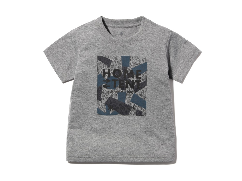 Kid's Rain CAMO Tshirt1M.grey