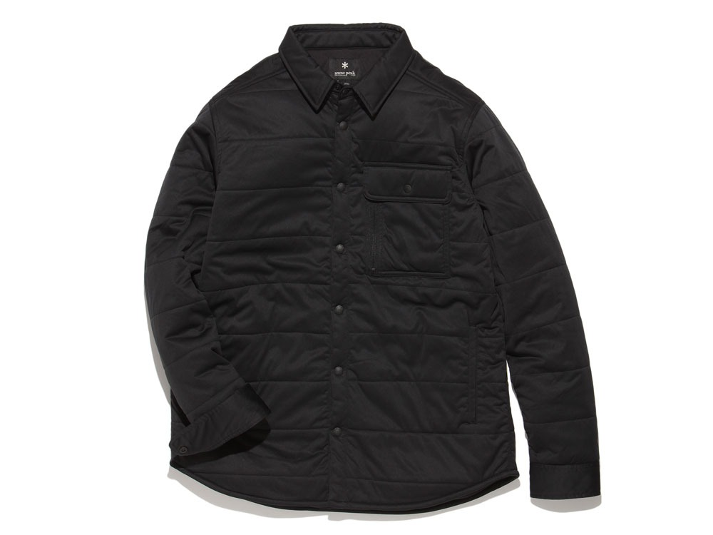 Flexible Insulated Shirt1Black
