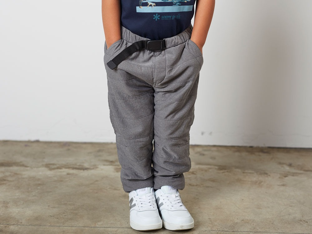 KidsFlexibleInsulatedPants 2 Black2