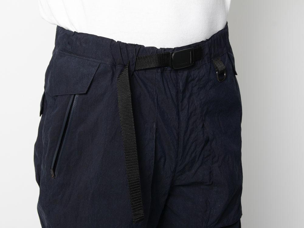 Indigo C/N Anorak Pants XL/L Black9