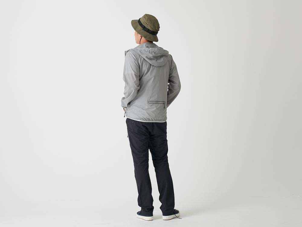 Rain&Wind Resistant Parka XL Grey3