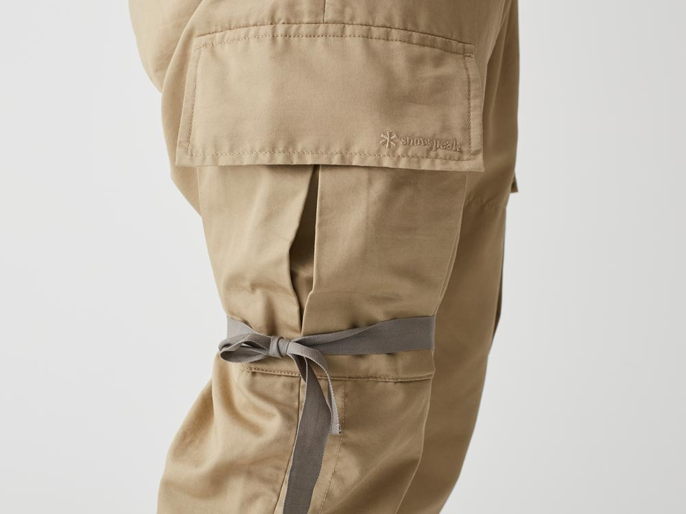 FR Cargo Pants XL Beige9
