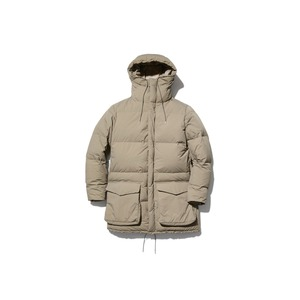 Recycled Ny Ripstop Down Coat