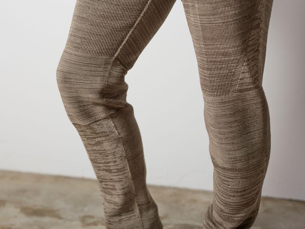 WG Stretch Knit Pant #3 L Grey5