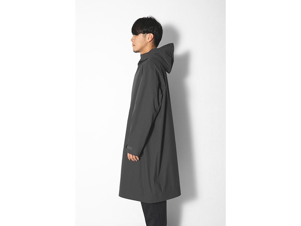 Stretch 2L Coat M Brown