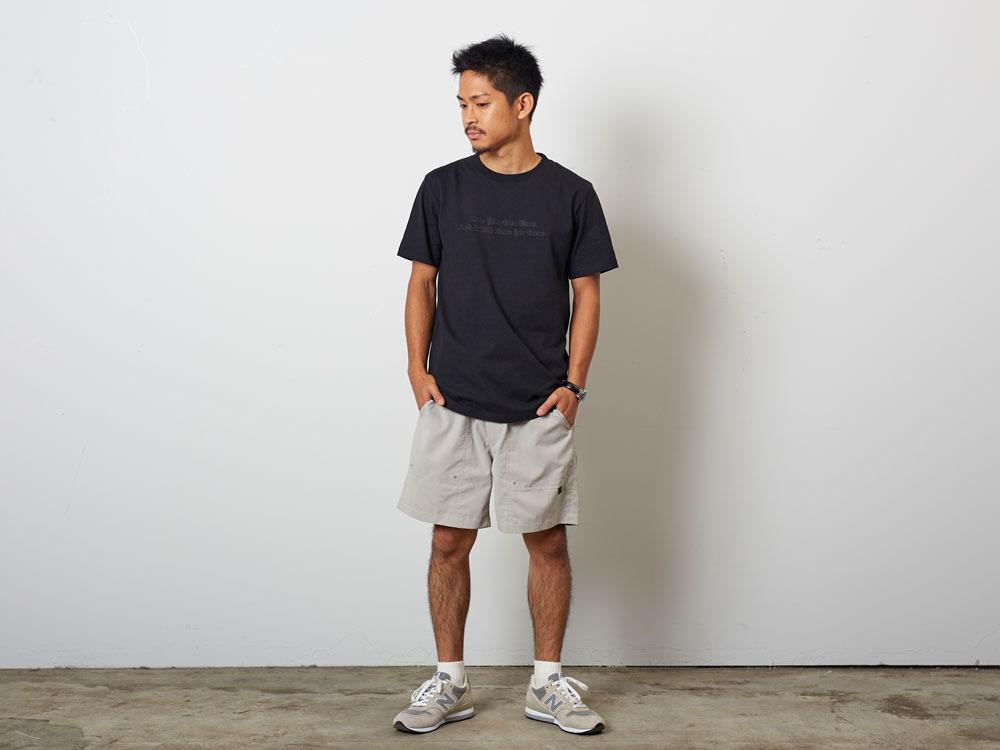 TypographicalTshirt#2 2 Black1