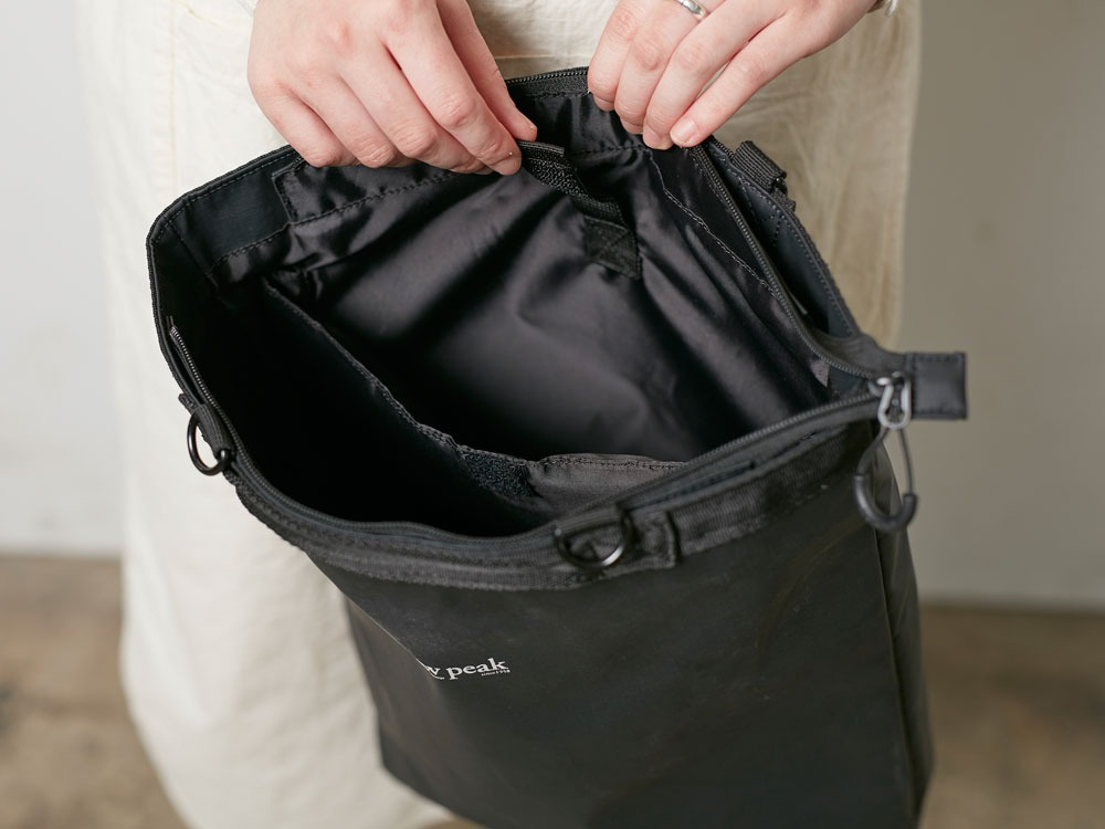 2way Tote Bagone Black5