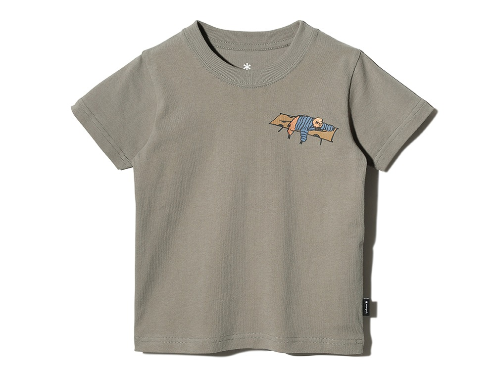 Kid's Printed T Iron High Tension Cot 1 GK