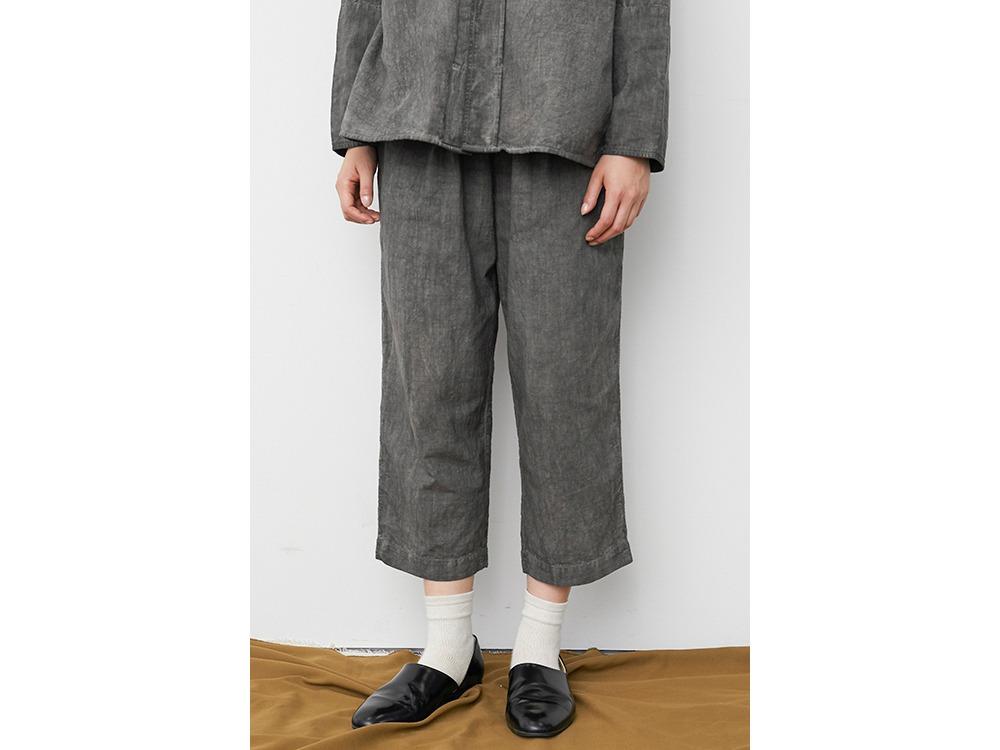 Hand-woven Cotton Pants 1 SUMI