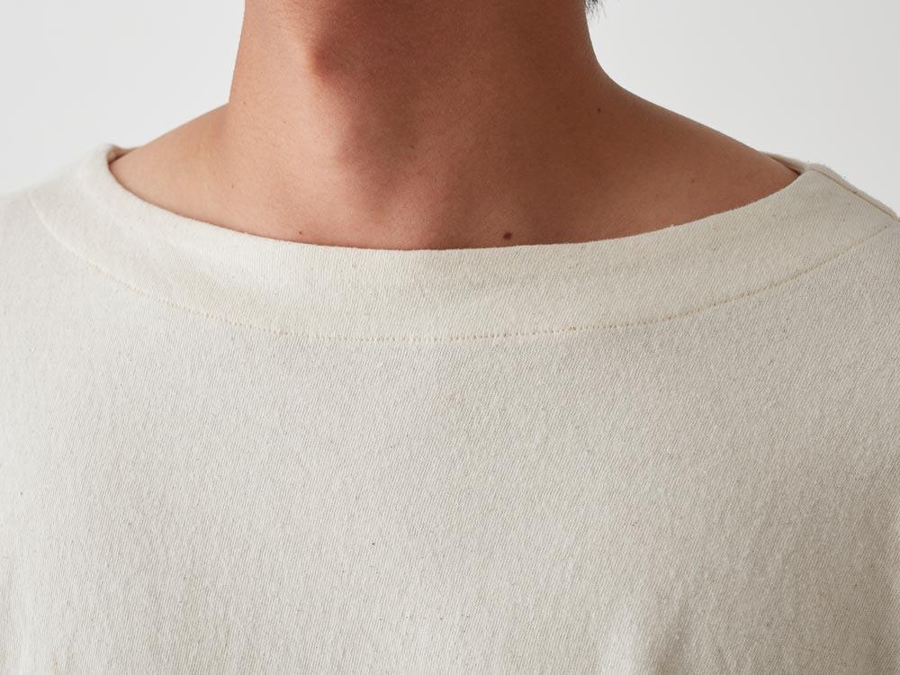 Organic WIDE Tshirt 1 M.Grey4