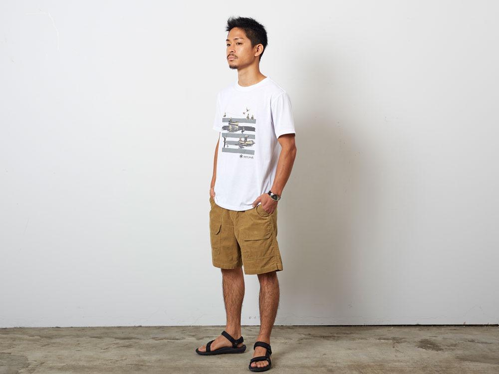 SummerCorduroyShorts XL Black1