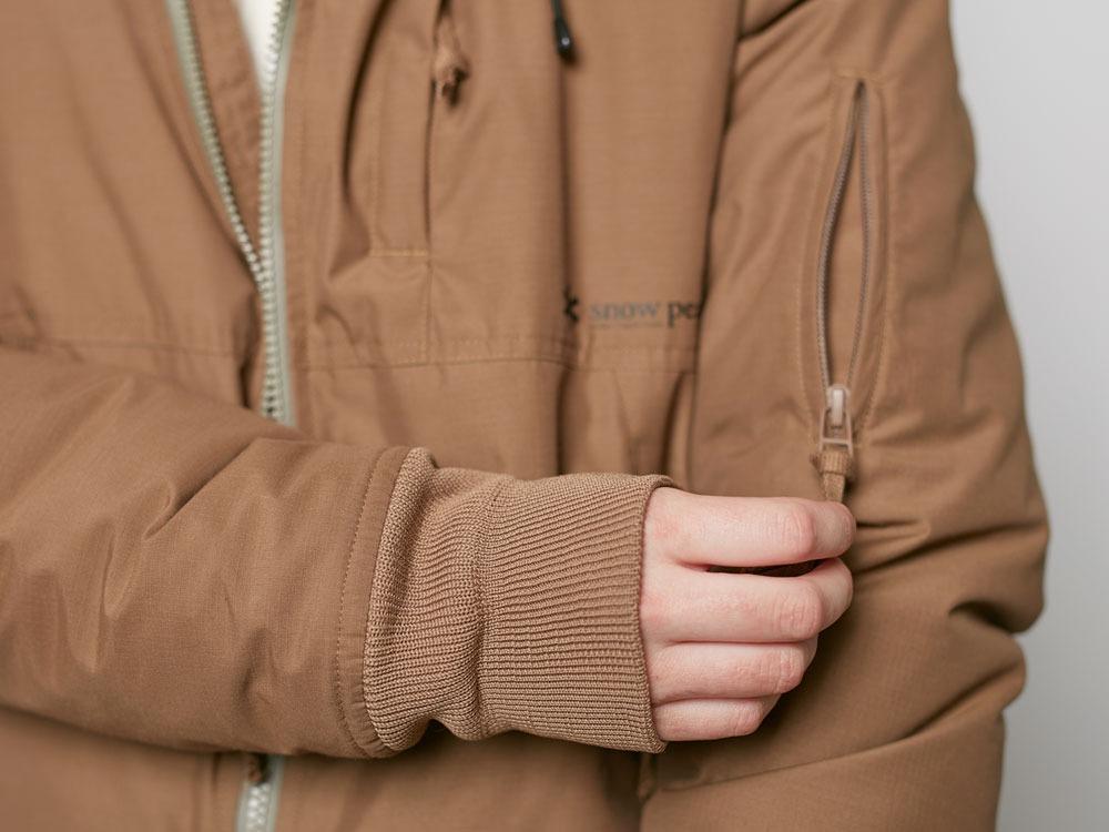FR Down Jacket S Olive9