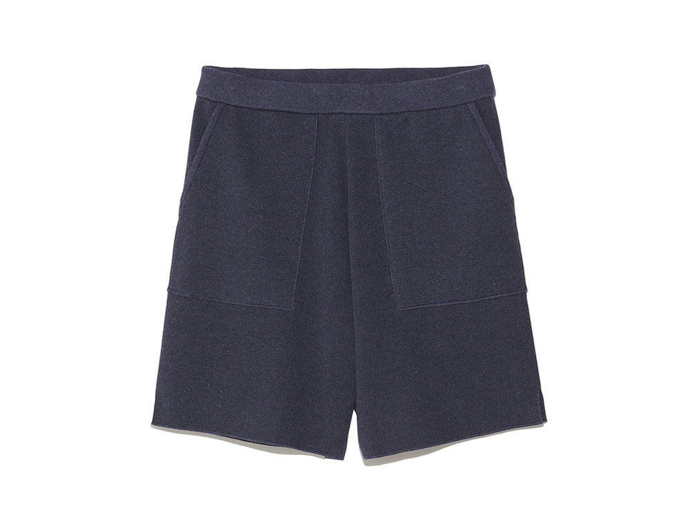 Cotton Dry Shorts S Navy0
