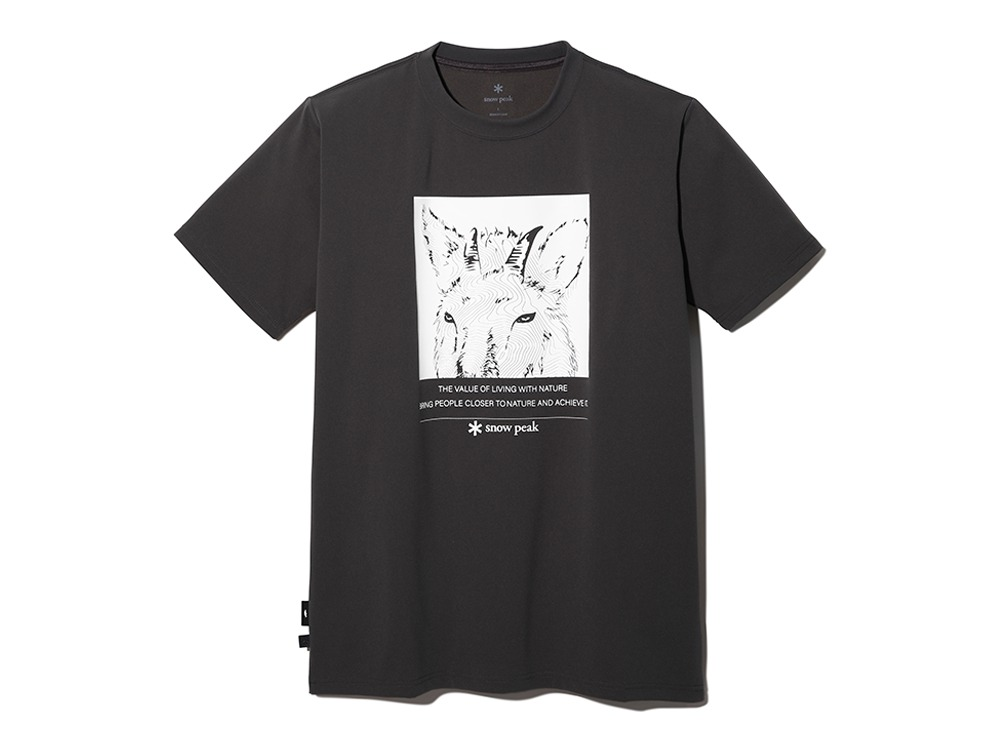 Graphic Tshirt Japanese serow M CH