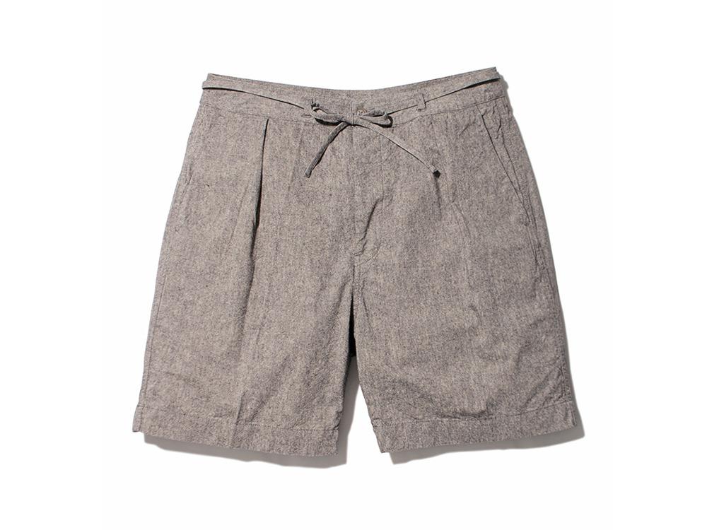 NORAGI Shorts L EcruBlack