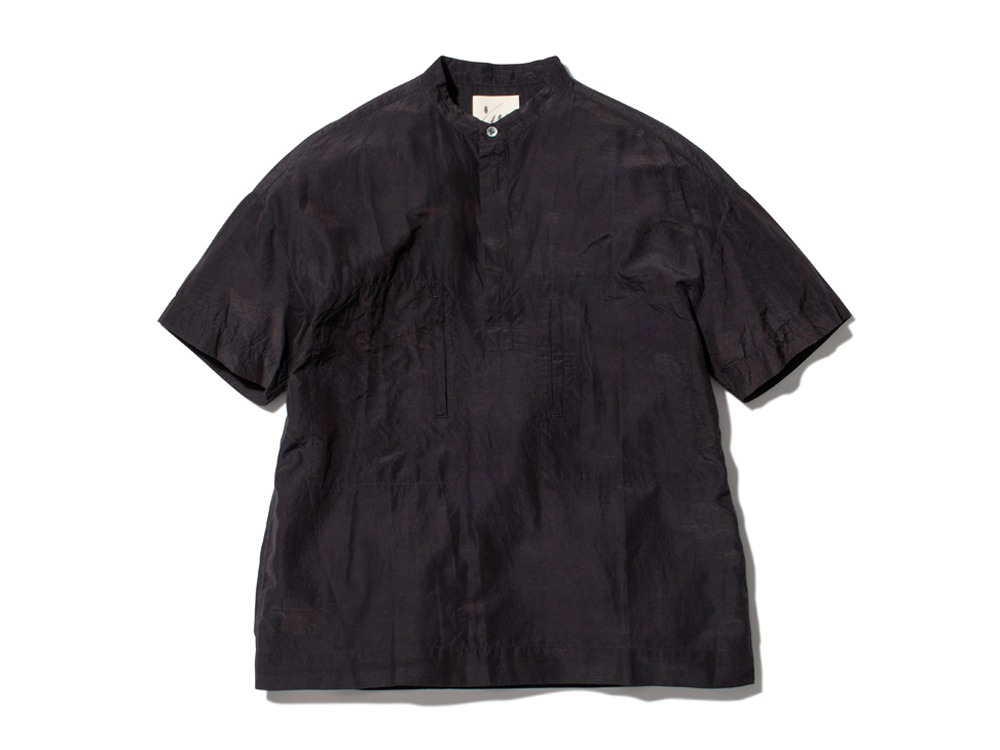Hand-woven Cotton Silk Shirt 2 DORO+AI