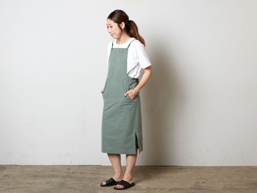 DRY&StretchDress 1 Sage1