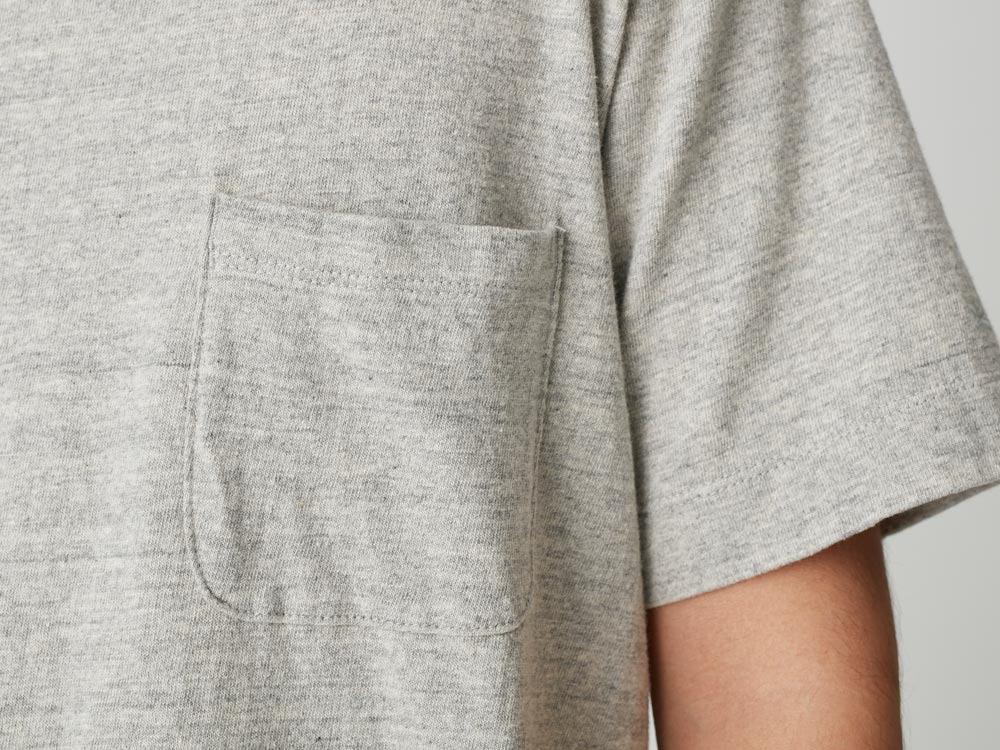 Organic Tshirt M Navy5