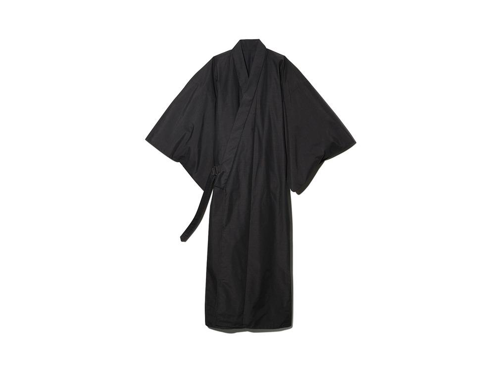 OUTDOOR KIMONO FR  XL Black