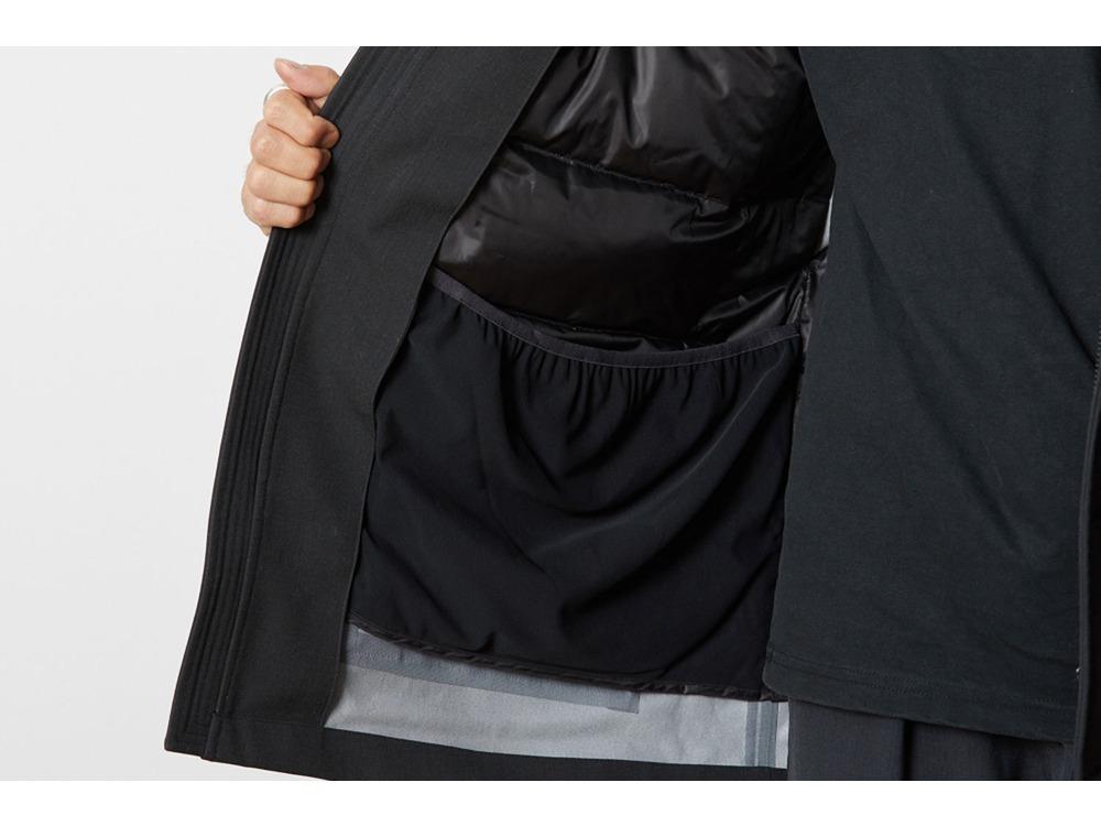 TAKIBI Down Jacket XL Olive