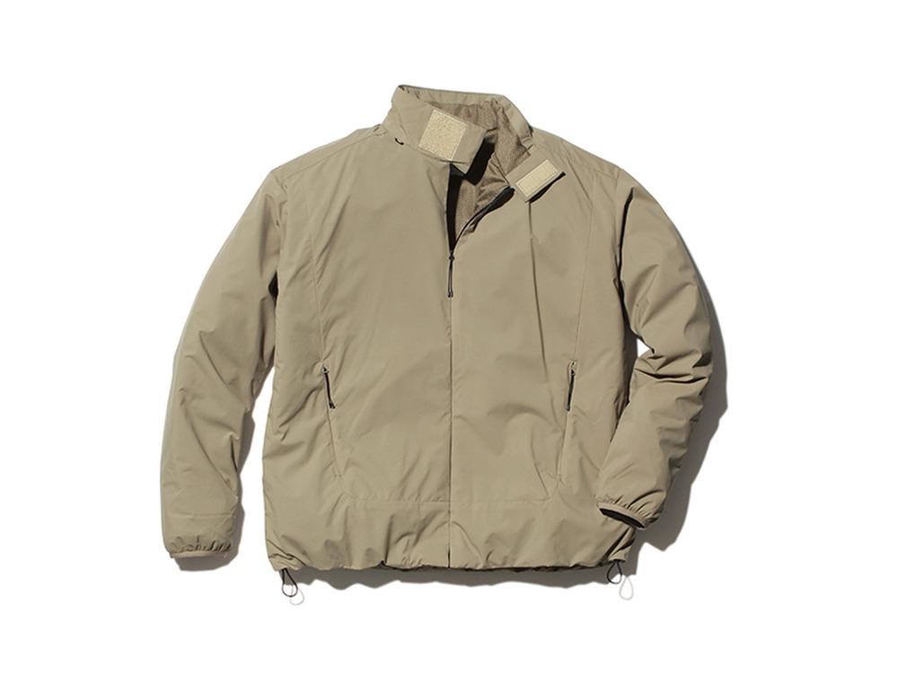 2L Octa Jacket M Beige