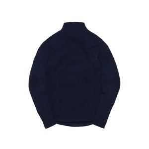 ホールガーメントウールニットシャツ