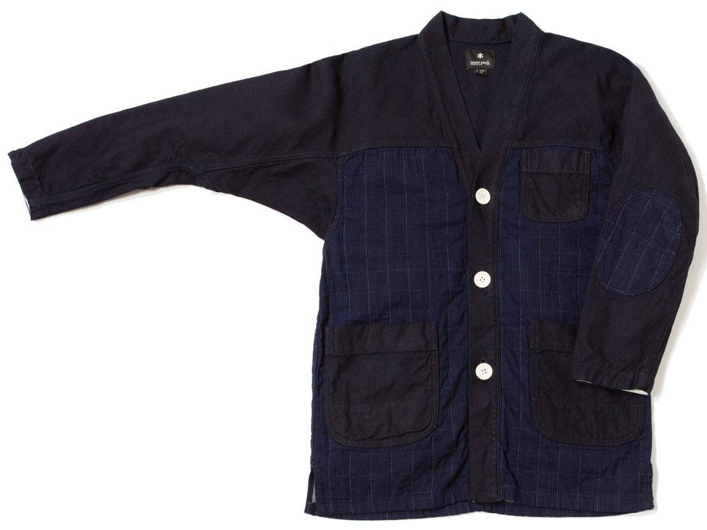 Noragi Jacket S/XS Indigo