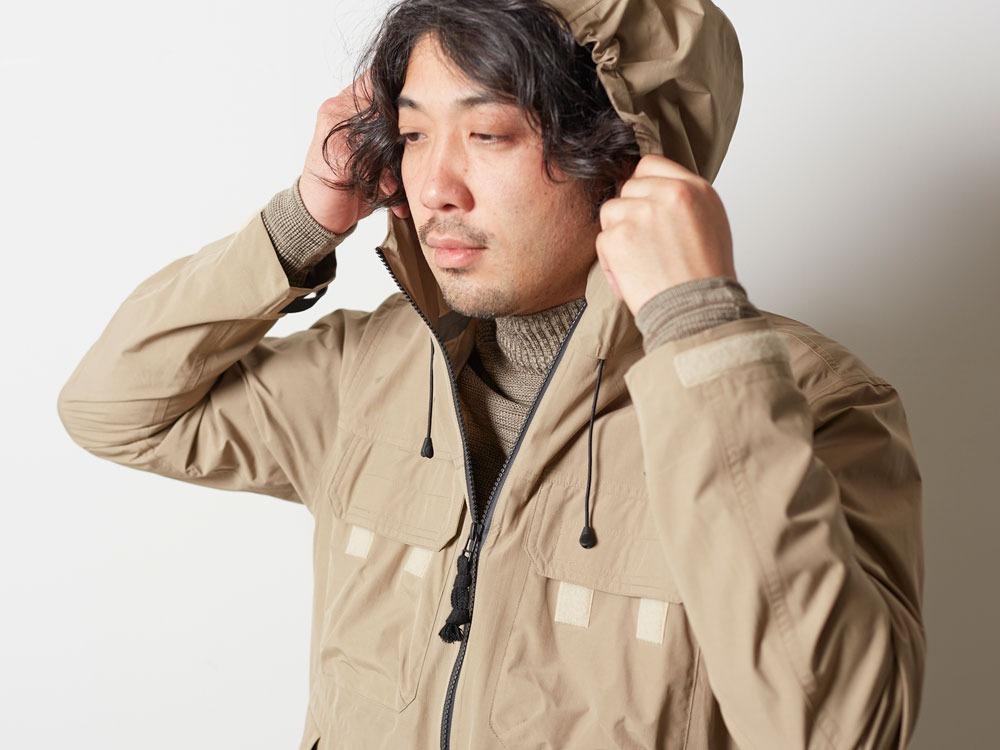 Wind&Water Resistant Jacket M Beige10