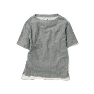 ロングループスウェットティーシャツ