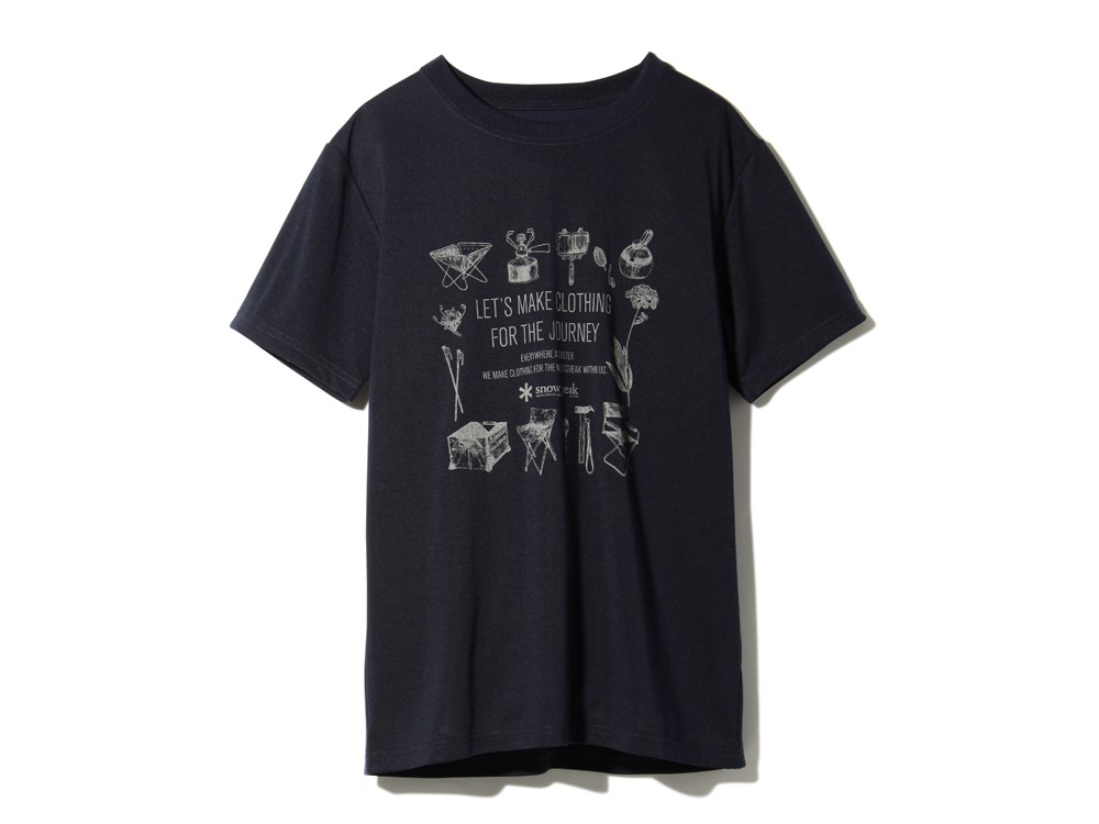 SP Gear Tshirt1Navy