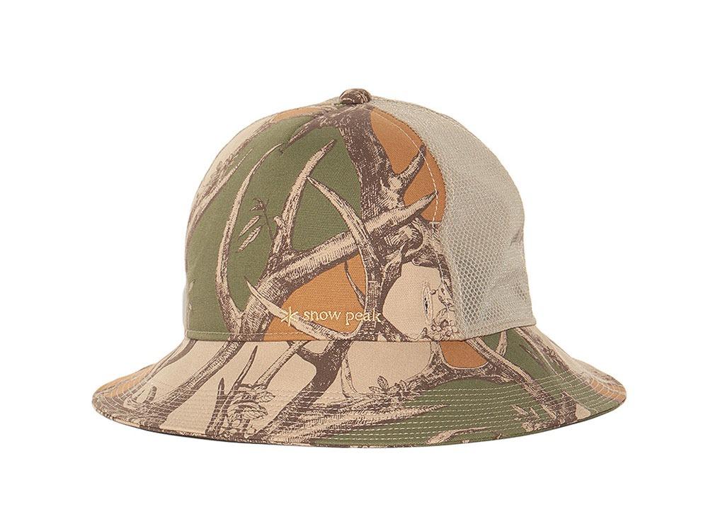 Mesh Hat 1 Brown0
