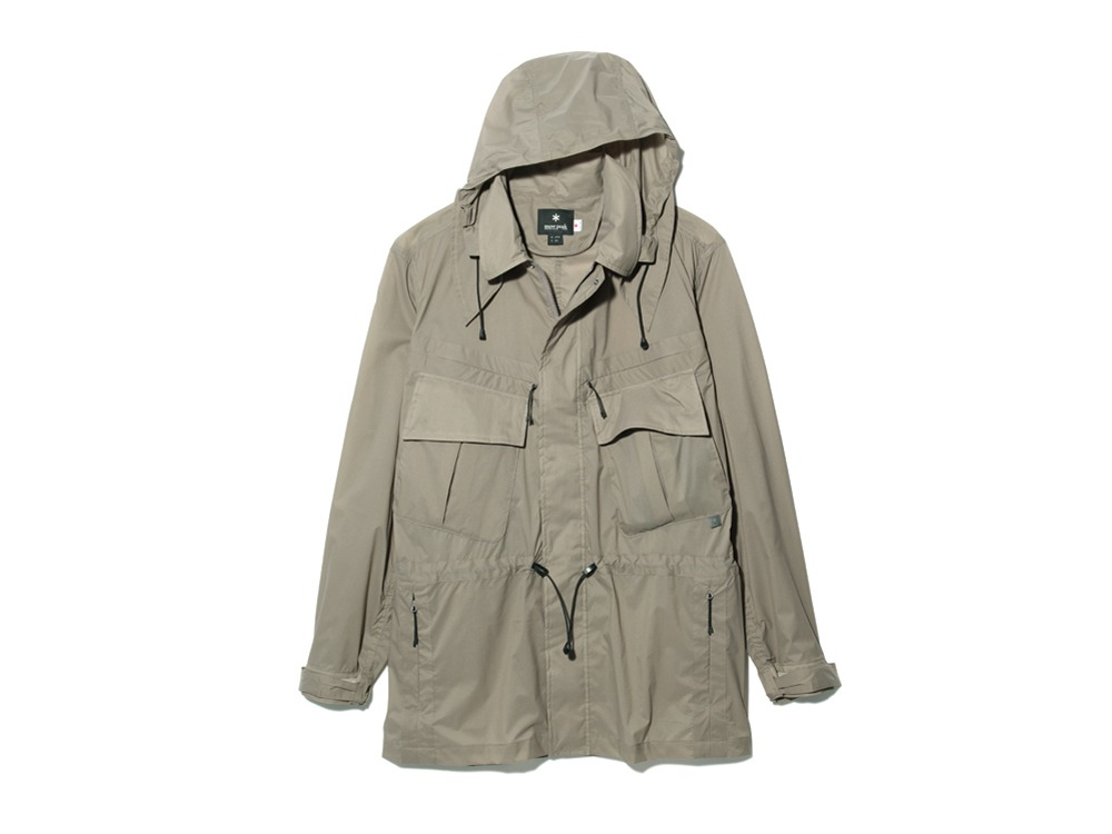 Rain&WindResistantJacket S Beige0