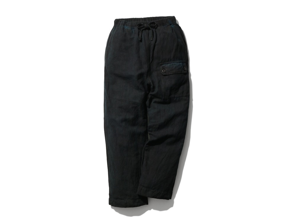 Hand-woven C/L Pants 1 DORO+AI