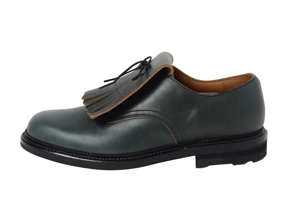Dweller Oxford  Quilt Green3
