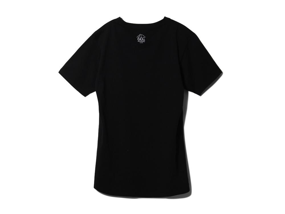 60th Logo Tshirt 2 1 Black