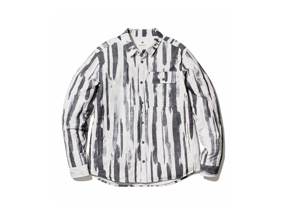 Printed Flexible Insulated Shirt M EN