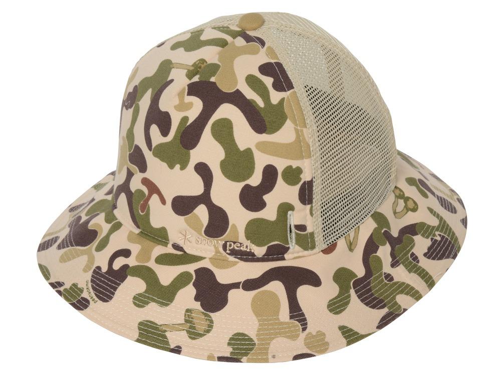 Mesh Hat 1 Beige