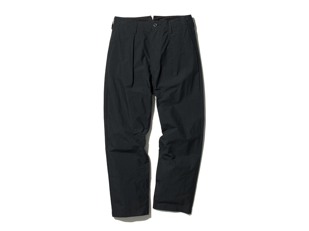 Proof Canvas Pants 1 Black