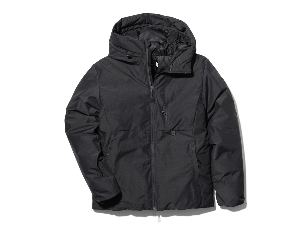 FR Down Jacket 1 BK