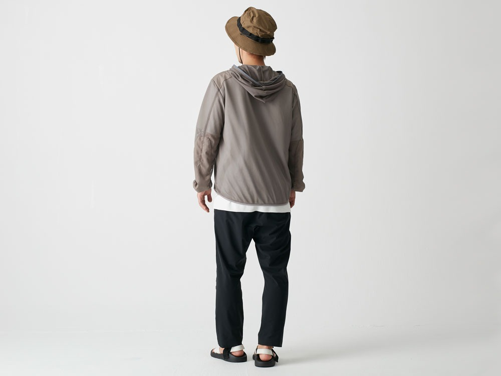 Insect Shield Parka L Grey3