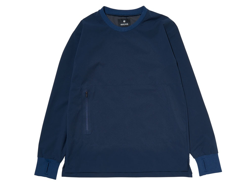 WR&Stretch Pullover L Navy0