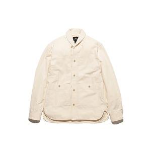 ヘリンボーンフィールドシャツ