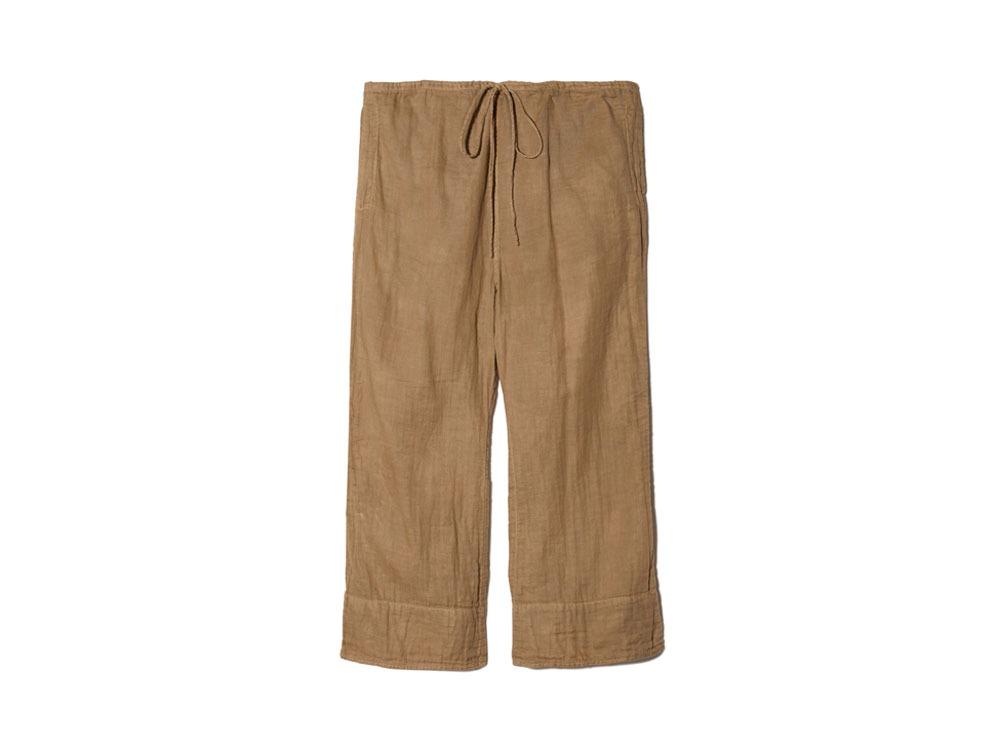OG Double Gauze Pants 1 KUSAKI