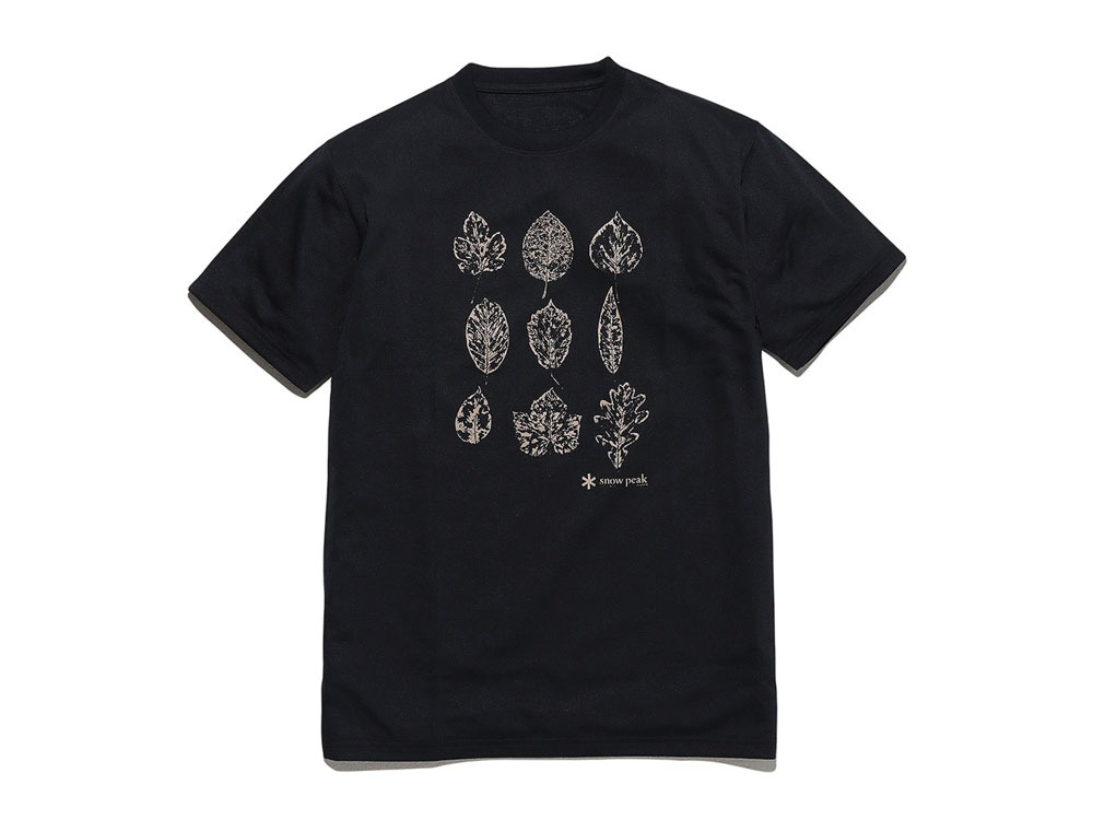Printed Tshirt:Greenleaf M Navy0
